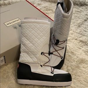 🆕 Hunter | Quilted Snow Boot